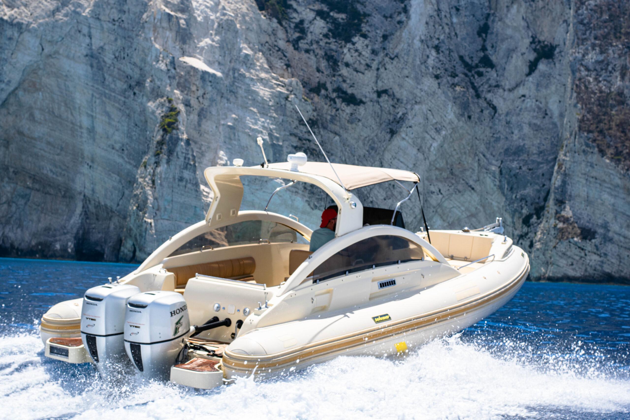 Yacht Rentals In Zakynthos